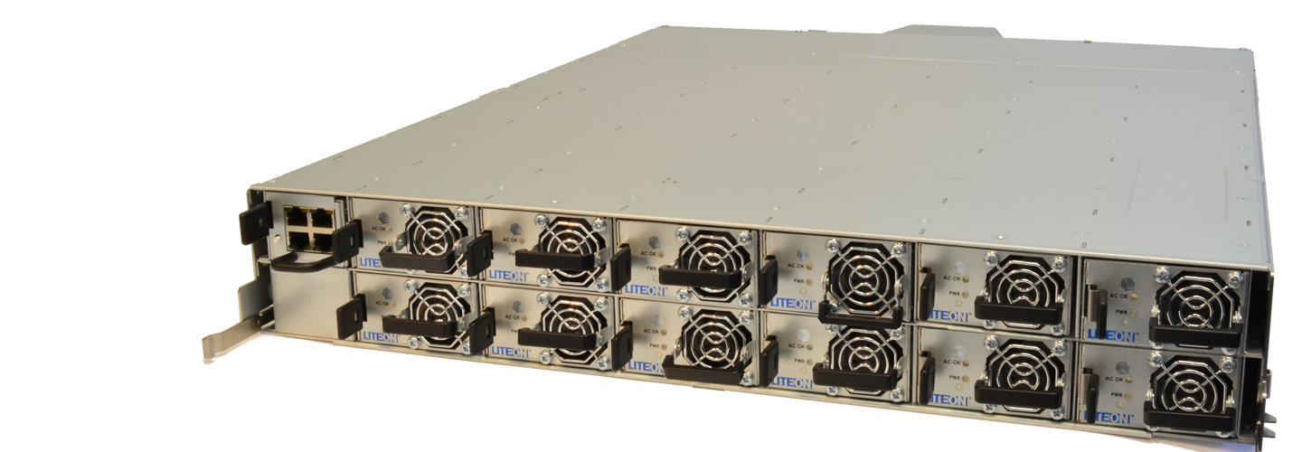 50V, 18kW Power Shelf by Lite-On Cloud Infrastructure Power Solutions